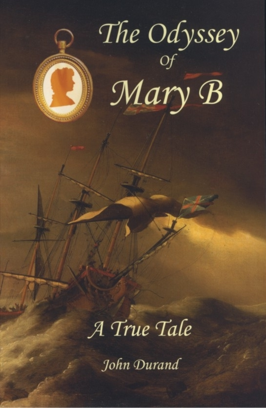 Mary B cover